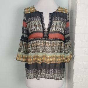 Petticoat Alley blouse
